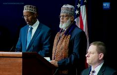 Obama Opens Day #2 Of His Summit On Violent Extremism With Islamic Prayer To Allah - Obama is grooming America, like the spiritual pervert that he is, to make the shift to accepting Sharia within the United States government.