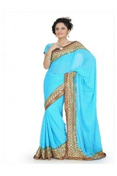 http://rajasthanispecial.com/index.php/womens-collection/sarees/sky-blue-georgette-net-saree.html