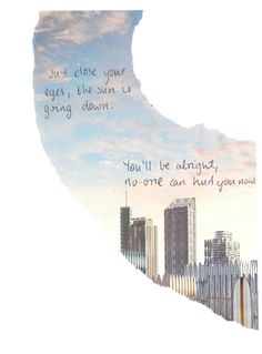 pictures with song lyrics tumblr - Google Search