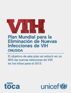 Plan mundial para la eliminación de nuevas infecciones de VIH