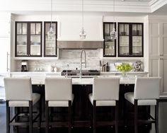 Contemporary Kitchen. キッチンのインテリアコーディネイト実例