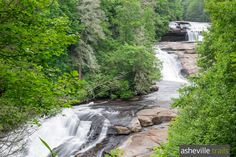 Hike Dupont State Forest to three gorgeous waterfalls, including the triple-tier Triple Falls