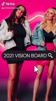 Vision Board inspiration, all things pink and inspirational! #2021visionboard #create #millennialgirls #bigthingscoming #pinkpinkpink Today Episode, Boards, Inspirational, Create, Pink, Planks, Pink Hair, Roses