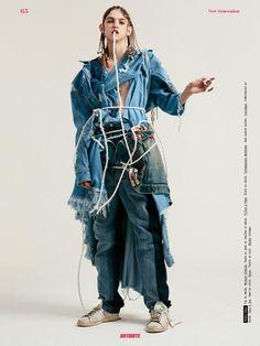 Now Generation Fashion Story #1 (Magazine Antidote)