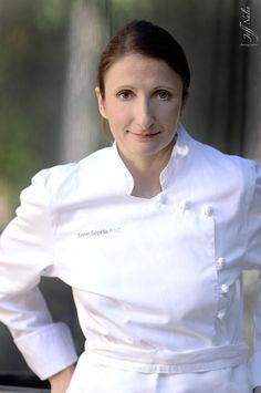 Chef Anne-Sophie Pic