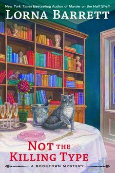 Lorna Barrett, cozy mystery author