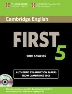 preparar first certificate de cambridge