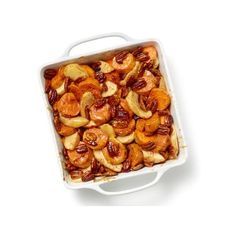 50+ Classic Thanksgiving Side Dish Recipes ($50) ❤ liked on Polyvore featuring food and drink