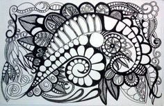 Abstract Drawings 7