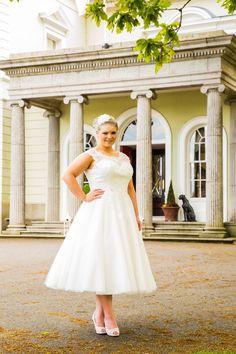 Hochzeitskleid standesamt plus size