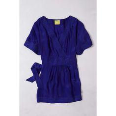 Adana Kimono Top ($128) ❤ liked on Polyvore