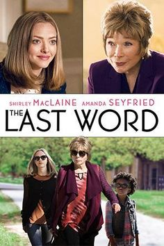 Rent The Last Word starring Shirley MacLaine and Amanda Seyfried on DVD and Blu-ray. Get unlimited DVD Movies & TV Shows delivered to your door with no late fees, ever. One month free trial! Streaming Movies, Hd Movies, Movies Online, Hd Streaming, See Movie, Movie Tv, Cinema Tv, Shirley Maclaine, Instant Video