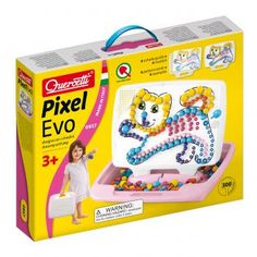 Pixel Evo Girl Large