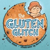The Gluten Glitch-- book to explain food allergies for kids
