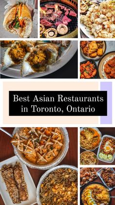 Looking for authentic Asian food in Toronto? Check out this food guide with 8 of Toronto's Best Asian Restaurants including Pai, Sampaguita Village, Byblos, Congee Queen, Gyubee and more. Article by Raymond Cua of Travelling Foodie. #toronto #canada #food Canada Trip, Canada Travel, Asian Recipes, New Recipes, Sampaguita, Toronto Travel, Drinking Around The World, Asian Restaurants, Food Travel