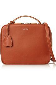 Mark CrossLaura leather shoulder bag