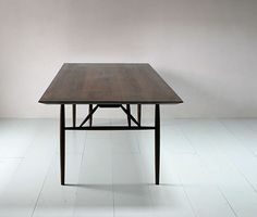 Sawkille - Tables.  This is my dream dining table.