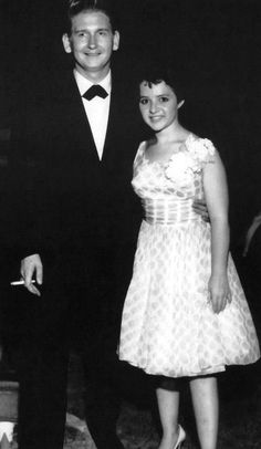 """Little Miss Dynamite"" Brenda Lee With ""The Big O"" Roy Orbison. Country Music Artists, Country Singers, Roy Orbison Songs, Brenda Lee, American Bandstand, Lee Young, Music Like, Beautiful Voice, Music Icon"