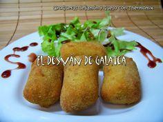 Albondigas, Bechamel, Baked Potato, Food To Make, Potatoes, Snacks, Baking, Ethnic Recipes, Html