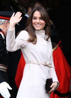 Kate Middleton Gets Bangs!