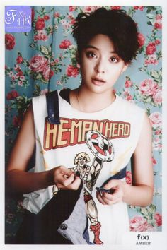 amber liu photoshoot - Google Search