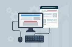 خمس خطوات سهلة لإنشاء موقع إلكتروني دون الحاجة إلى خبرة فنية في هذا المجال بدءاً من حجز الدومين ومروراً بحجز الاستضافة وانتهاءاً بتثبيت الووردبريس والبدء بإنشاء المحتوى ورفع الصور أو الفيديوهات ونشر الموقع. Design Web, Web Design Agency, Web Design Services, Design Trends, Design Ideas, Website Development Company, Website Design Company, Design Development, Software Development