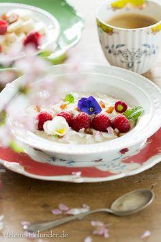 Helenes Buchweizengrütze : Eine Moorbauernmahlzeit trifft auf hippes California Breakfast!