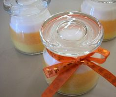 Fall Crafts – How to Make Candy Corn Inspired Bath Salts  | followpics.co