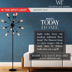 Floor Lamps Online Bangalore
