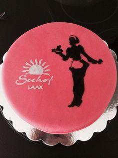 Waitress cake / Kellnerin Torte