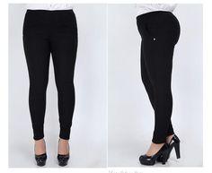 Plus Size women Pants 2016 hot sale Women High Waist Elastic Pants Casual Pencil Pants Trousers for female 3XL,4XL, 5XL , 6XL