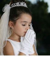 First Communion Veils - First Communion Headpieces