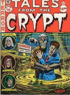 ec comics   Back in the early '90s EC Comics started reprinting a number of their ...