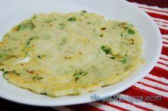 Masala rice roti (masala akki rotti) » Aayi's Recipes