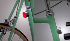 magnetic bike light by copenhagen parts Copenhagen, Bike Light, Gears, Magnets, Bicycle, Home Appliances, Lights, Cool Stuff, Products