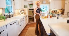 Country glam could be yours too with Cambria countertops for Mr. Tom's Countertops. www.mrtomscountertops