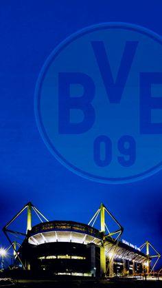 Borussia Dortmund. Lock screen.