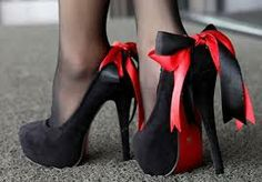 sapatos de salto alto para pintar