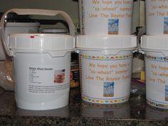 PREPARE TODAY: Food Storage Teacher Gifts