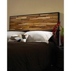 Padmas Plantation Reclaimed Wood Headboard - RCL19-T
