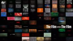 THE FILM before THE FILM on Vimeo