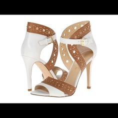 NWOB ivanka trump heels Never worn! Beautiful shoe! Ivanka Trump Shoes Heels