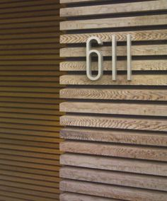 Unique House Numbers Design, Pictures, Remodel, Decor and Ideas - page 5