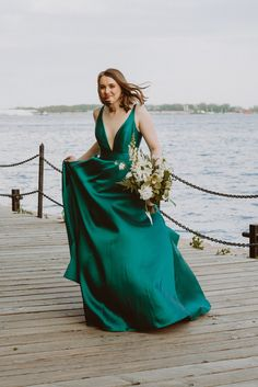 green wedding dress! Green Wedding Dresses, Camping, Weddings, Dogs, Photography, Fashion, Godmothers, Campsite, Moda