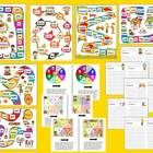 $1.95 Fall Sight Words Literacy Centers Gameboard Activities – 5 Different Game Boards – All Fall ThemedThis file contains 5 different gameboards fo...