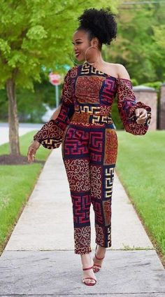 Creatively Hot Ankara Styles for LadiesYou can find African fashion and more on our website.Creatively Hot Ankara Styles for Ladies African Fashion Ankara, Latest African Fashion Dresses, African Print Fashion, Africa Fashion, African Style, Latest Ankara Dresses, Ankara Dress Styles, African Fashion Designers, African Print Jumpsuit