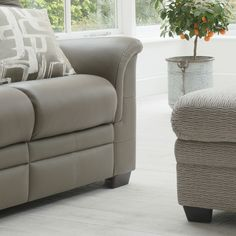 Parker Knoll Life Style Hudson 2 Seater Sofa Available From George F Knowles