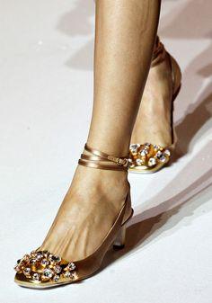 Yves Saint Laurent SS 2012 ~ Colette Le Mason @}-,-;---