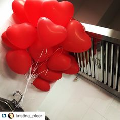 ❤️❤️❤️ #Repost @kristina_pleer with @repostapp. ・・・ In the backoffice. #netizenrepost #besrjobever #big_city_life #stvalentinesday #afterparty