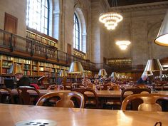 Butler Library, Columbia University